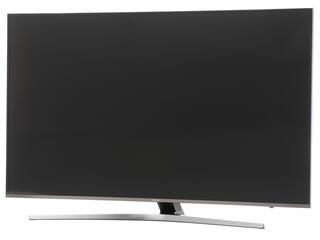 "55"" (139 см)  LED-телевизор Samsung UE55KU6650 серебристый"