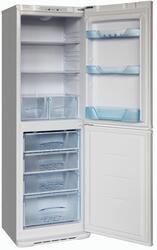 Холодильник с морозильником Бирюса Б-125 S белый