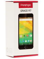 """5"""" Смартфон Prestigio Grace R7 16 ГБ золотистый"""