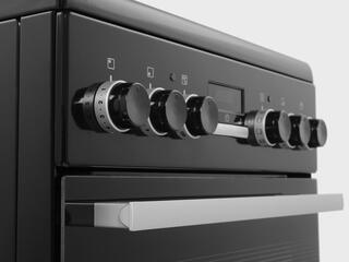 Электрическая плита Electrolux EKC954508K черный