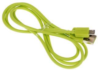 Кабель Remax Light  USB - micro USB зеленый