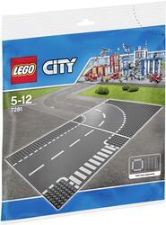 Конструктор LEGO City Т-образная развязка 7281