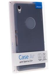 Накладка + защитная пленка  для смартфона Sony Xperia Z3+