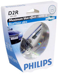 Ксеноновая лампа Philips BlueVision ultra 85126BVUS1