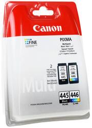 Набор картриджей Canon PG-445/CL-446