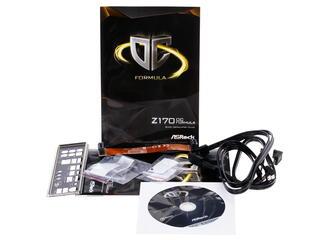 Материнская плата ASRock Z170 OC Formula