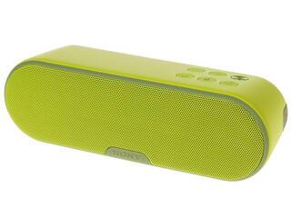 Портативная колонка SONY SRS-XB2 зеленый