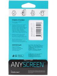 "4.5""  Пленка защитная для смартфона Dexp Ixion M245"