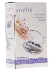 Набор для маникюра и педикюра Smile MPS-3400