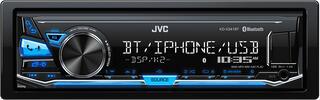 Автопроигрыватель JVC KD-X341BT