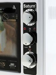 Электропечь Saturn ST-EC1072 белый