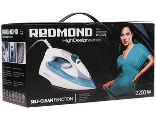 Утюг Redmond RI-C226 голубой