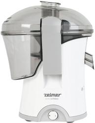 Соковыжималка Zelmer ZJE0800SRU (U377) серый