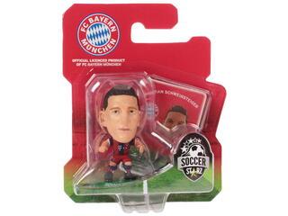 Фигурка коллекционная Soccerstarz - Bayern Munich: Bastian Schweinsteiger (2015 version)