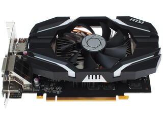 Видеокарта MSI GeForce GTX 1060 OC [GTX 1060 3G OC]