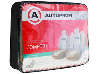 Чехлы на сиденья AUTOPROFI COMFORT COM-1105