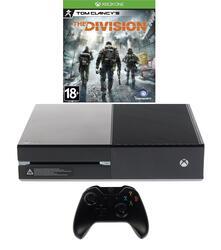 Игровая приставка Microsoft Xbox One + Tom Clancy's The Division