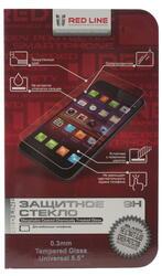 """5.5"""" Защитное стекло для смартфона универсальное"""