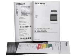 Электрическая плита Hansa FCCW54040 белый