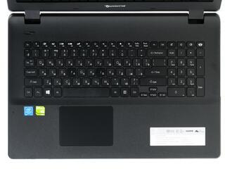 """17.3"""" Ноутбук Acer Packard Bell ENLG81BA-P5KN черный"""