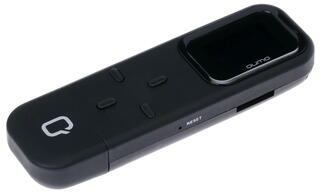 MP3 плеер Qumo Simple черный