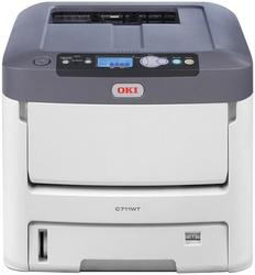 Принтер лазерный OKI C711WT