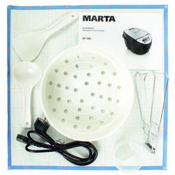 Мультиварка Marta MT-1982 белый