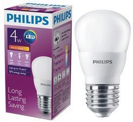 Лампа светодиодная LEDBulb 4-40W E27 3000K 230V P45