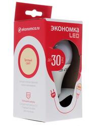 Лампа светодиодная Экономка LED 5W A60 E2730