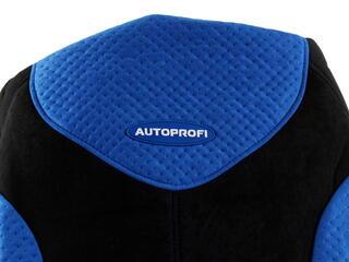 Чехлы на сиденье AUTOPROFI MATRIX TRS/MTX-001 черный
