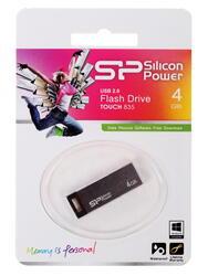 Память USB Flash Silicon Power Touch 835 4 Гб