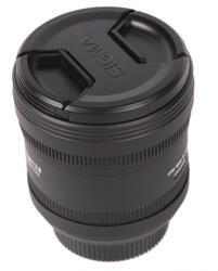 Объектив Sigma AF 4.5mm F2.8 EX DC Circular Fisheye HSM