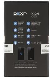 """5.5"""" Смартфон DEXP Ixion X355 Zenith 16 ГБ черный"""
