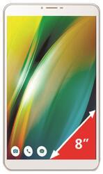 """8"""" Планшет Ginzzu GT-8010 16 Гб 3G, LTE белый"""