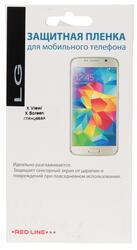 """4.93""""  Пленка защитная для смартфона LG K500 X View"""