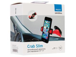 Автомобильный держатель Deppa Crab Slim