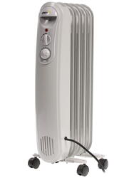 Масляный радиатор Unit UOR-515 белый