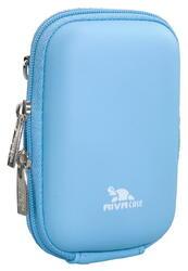 Чехол Riva 7022 (PU) Digital Case shallow blue голубой