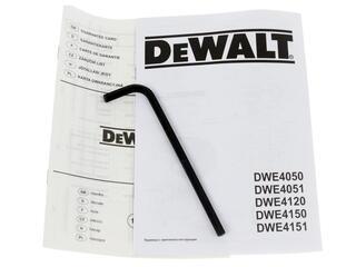 Углошлифовальная машина DeWalt DWE 4051