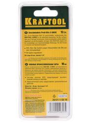 Набор бит KRAFTOOL 26121-1-50-10