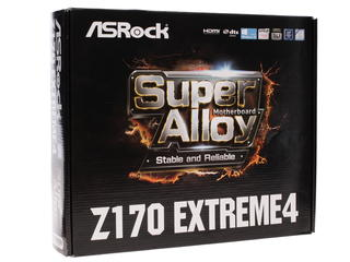 Материнская плата ASRock Z170 EXTREME4
