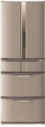 Холодильник Hitachi R-SF 48 CMU T серебристый