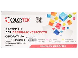 Картридж лазерный Colortek KX-FAT410A