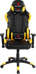 Кресло игровое Red Square Pro желтый