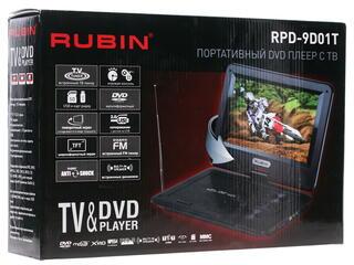Портативный видеоплеер Rubin RPD-9D01T