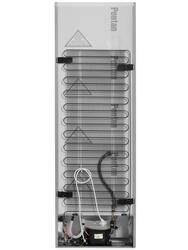 Холодильник с морозильником BOSCH KGN36VL14R серебристый