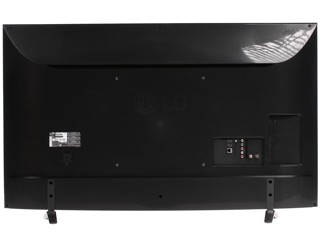 "49"" (125 см)  LED-телевизор LG 49UF640V черный"
