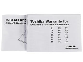 500 Гб Жесткий диск Toshiba P300 [HDWD105EZSTA]