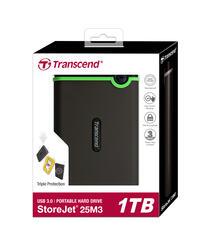 """2.5"""" Внешний HDD Transcend [TS1TSJ25M3]"""