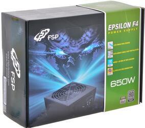 Блок питания FSP Epsilon F4 750W